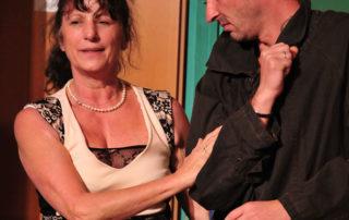 Theatergruppe Weidling_eine Frau ist nicht genug