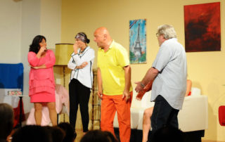 Theatergruppe Weidling_Bonjour_2017